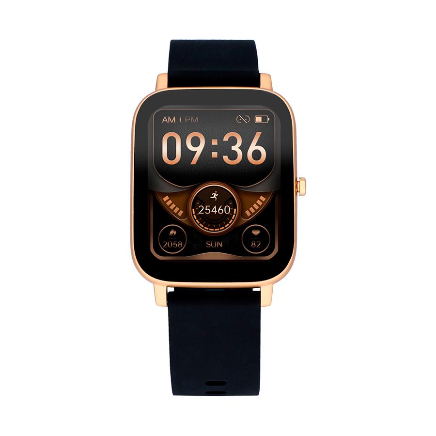 Reloj Radiant Smartwatch Palm Beach Mujer RAS10302 Correa Silicona