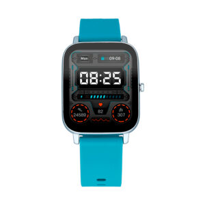 Reloj Radiant Smartwatch Palm Beach Mujer RAS10304 Correa silicona azul