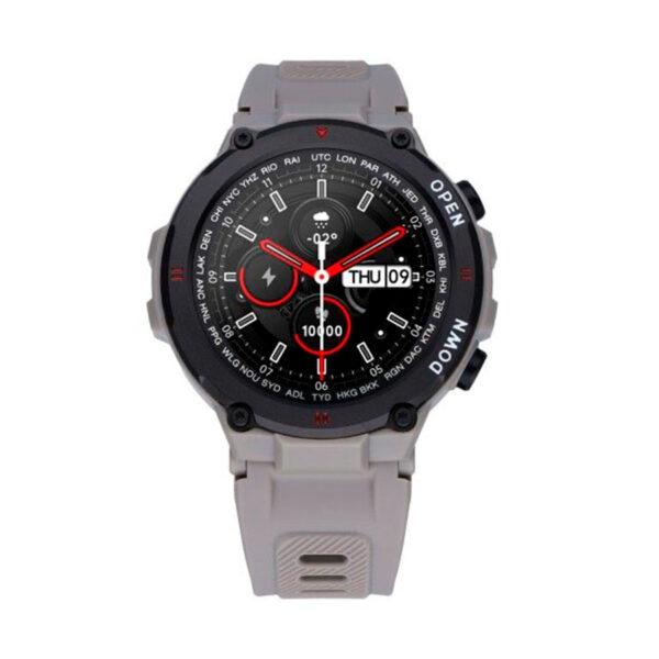 Reloj Radiant Smartwatch Watkins green Mujer RAS20603 Correa Silicona