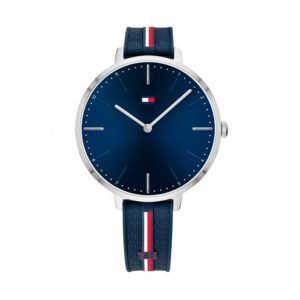 Reloj Tommy Hilfiger Alexa Mujer 1782154 Correa silicona azul