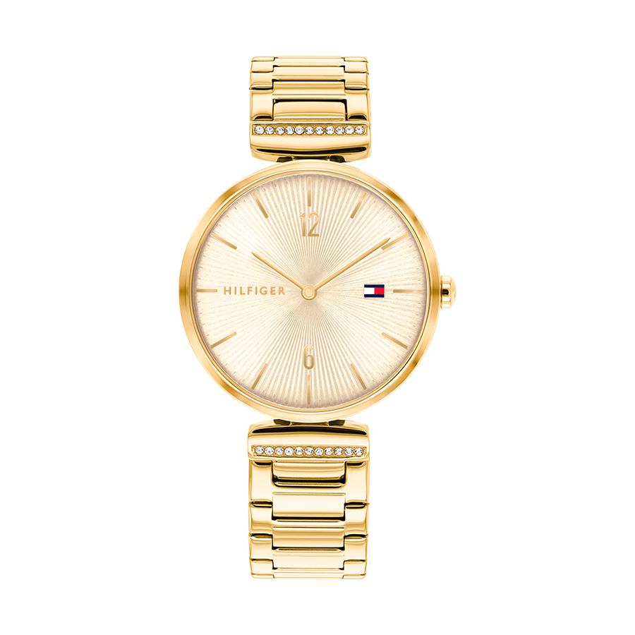 Reloj Tommy Hilfiger Aria Mujer 1782272 Dorado correa de acero