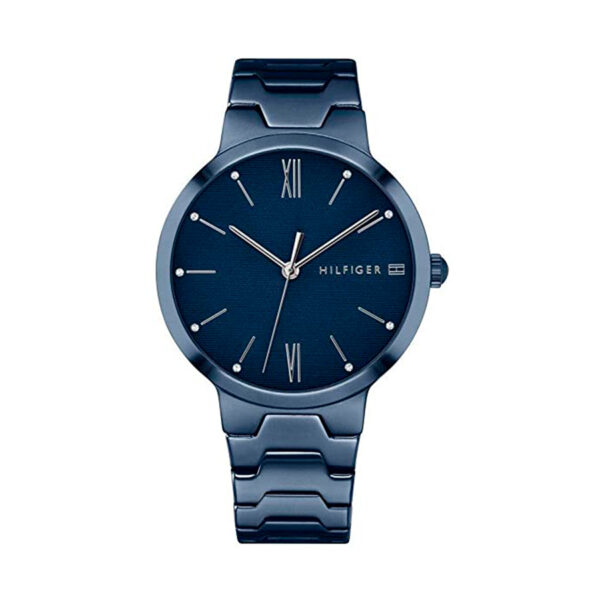 Reloj Tommy Hilfiger Avery Mujer 1781955 Acero con correa azul