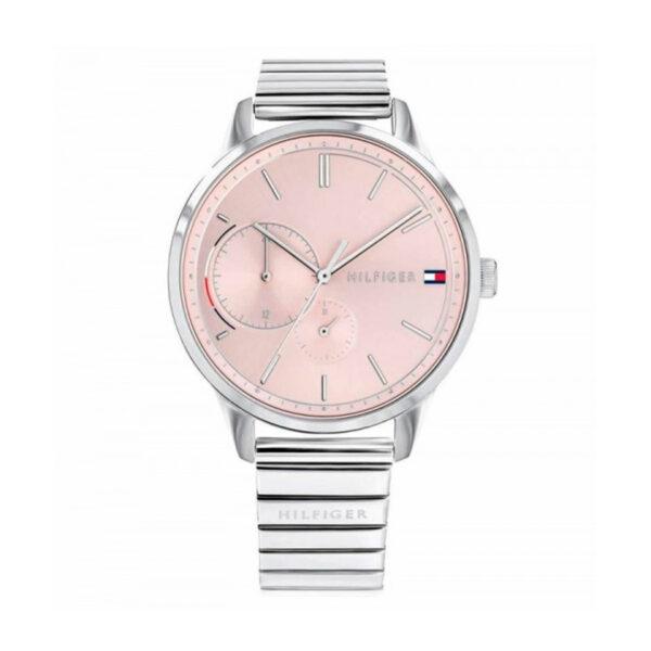 Reloj Tommy Hilfiger Brooke Mujer 1782020 Acero esfera rosada