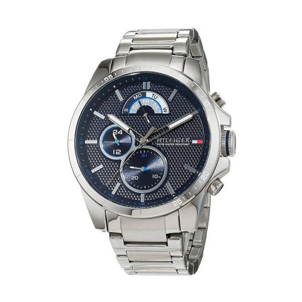 Reloj Tommy Hilfiger Cool Hombre 1791348 Acero esfera azul