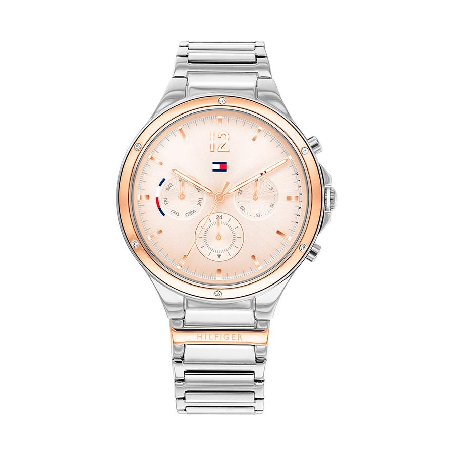 Reloj Tommy Hilfiger Eve Mujer 1782279 Multifunción acero