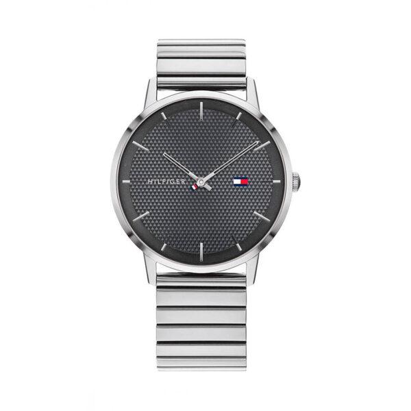 Reloj Tommy Hilfiger James Hombre 1791654 Acero esfera gris