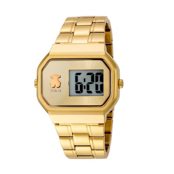 Reloj Tous D-Beard Mujer 600350300 Dorado digital