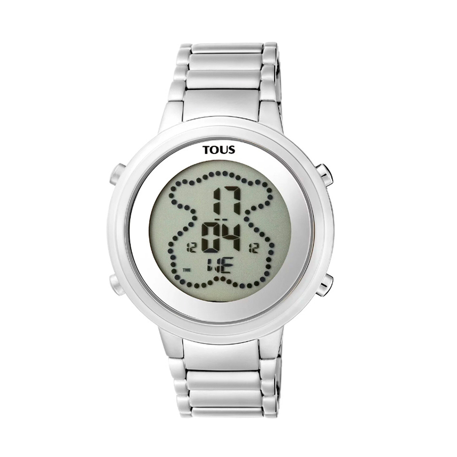 Reloj Tous Digibear Mujer 900350025 Acero rosado digital