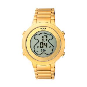 Reloj Tous DigiBear Mujer 900350035 Dorado Digital