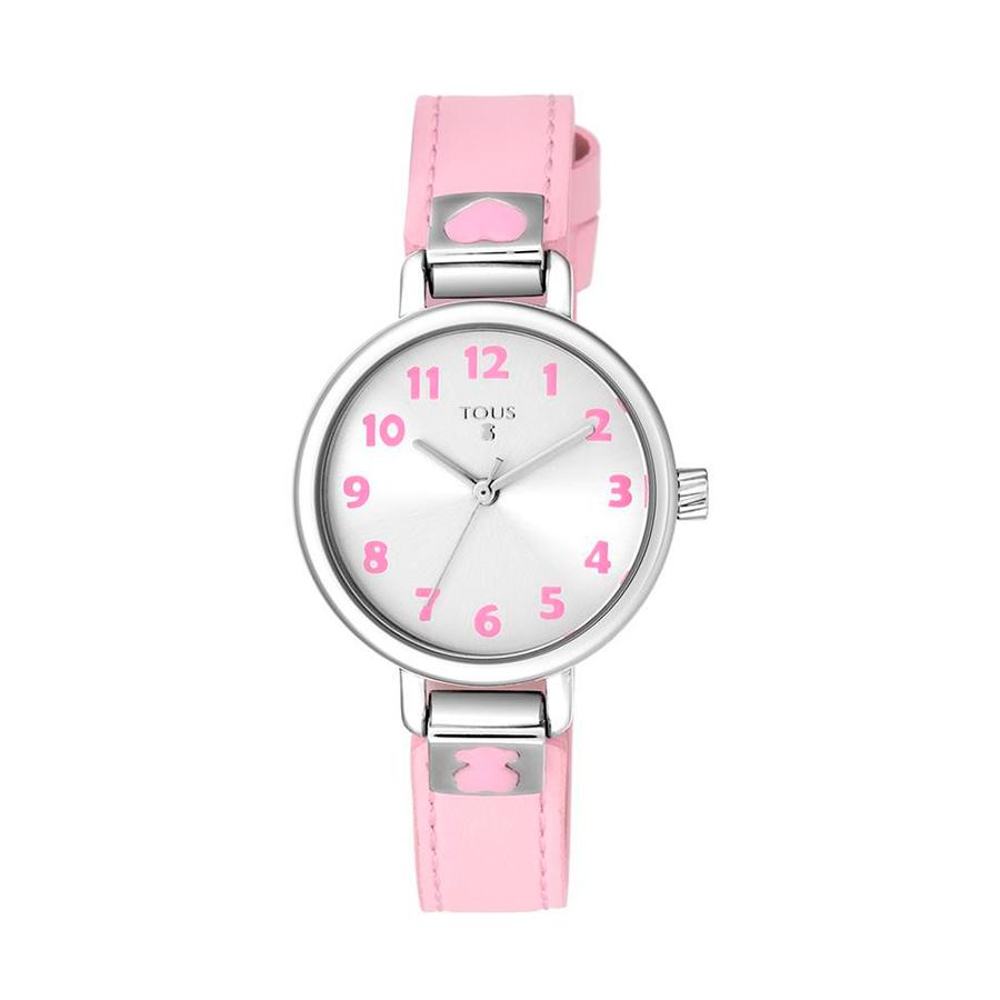 Reloj Tous Dream Mujer 900350205 Acero correa piel rosa