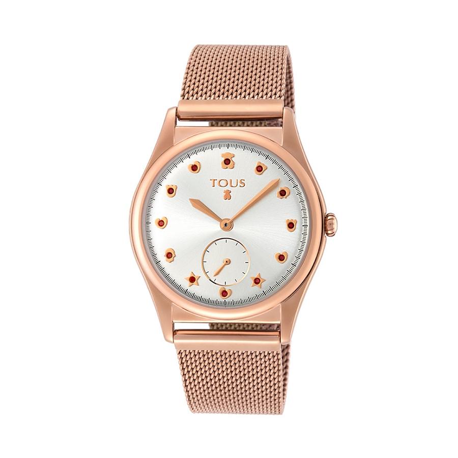 Reloj Tous Free Mujer 800350825 Rosado
