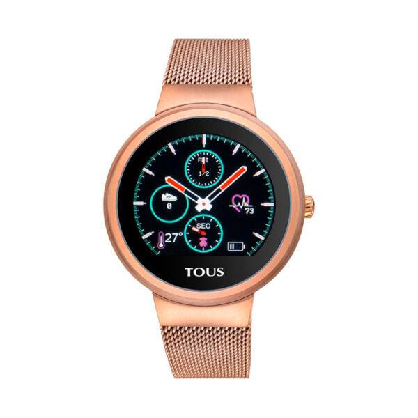 Reloj Tous Inteligente Round Touch Mujer 000351650 Rosado reloj inteligente