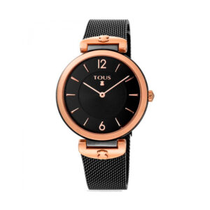 Reloj Tous S-Mesh Mujer 700350300 Bicolor negro rosado