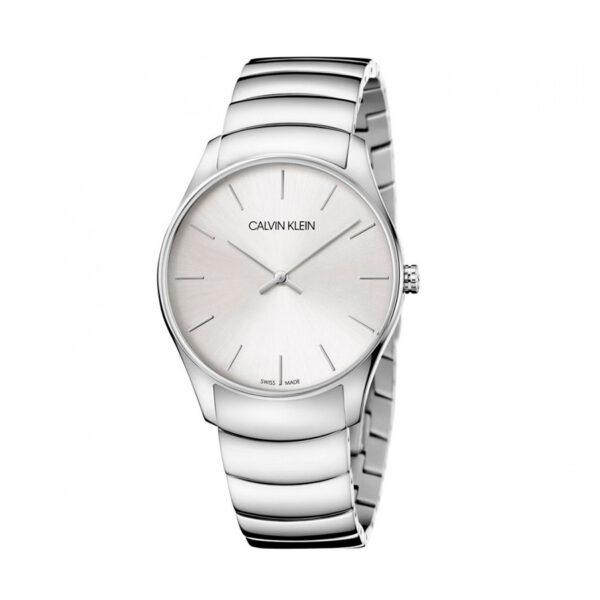 Reloj Calvin Klein Classic Hombre K4D21146 Acero esfera plata