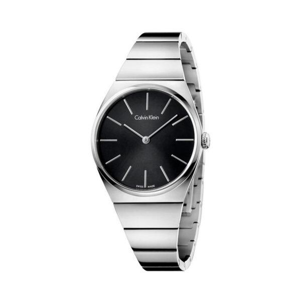 Reloj Calvin Klein Supreme Mujer K6C2X141 Acero esfera negra