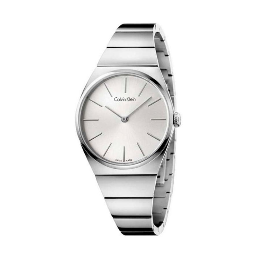 Reloj Calvin Klein Supreme Mujer K6C2X146 Acero esfera blanca