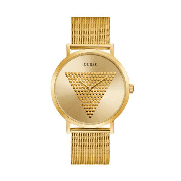 Reloj Guess Imprint Mujer GW0049G1 Dorado con correa de malla