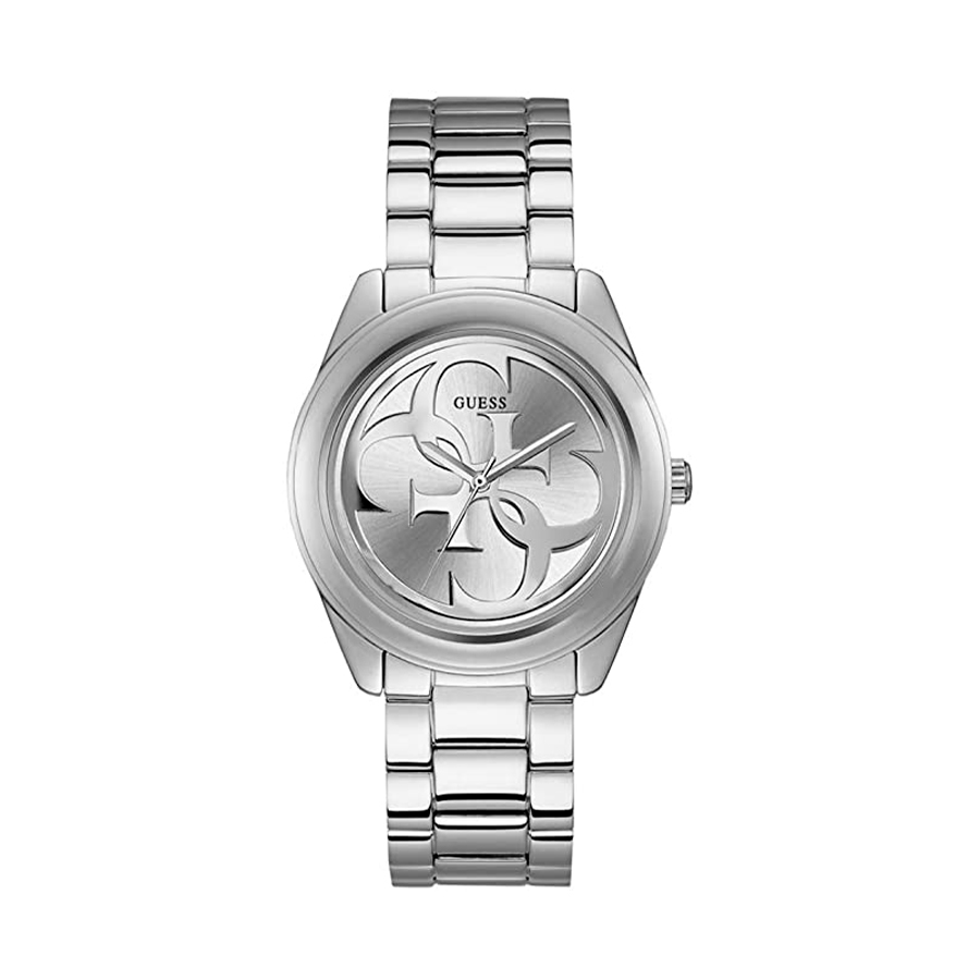 Reloj Guess Twist Mujer W1082L1 Acero tres agujas con logo en esfera