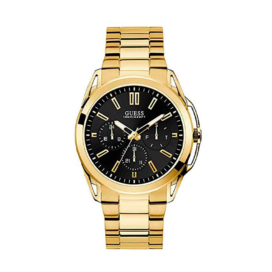 Reloj Guess Vertex Hombre W1176G3 Dorado cronómetro