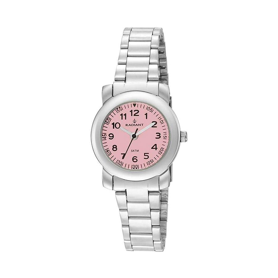 Reloj Radiant Fantasy Mujer RA160204 Acero con esfera rosa