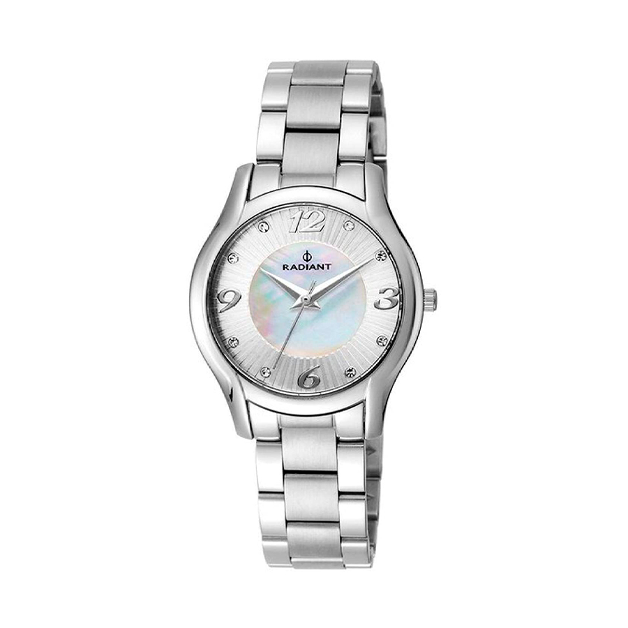 Reloj Radiant Gallery Mujer RA442202 Acero esfera plata ornamentado con cristales
