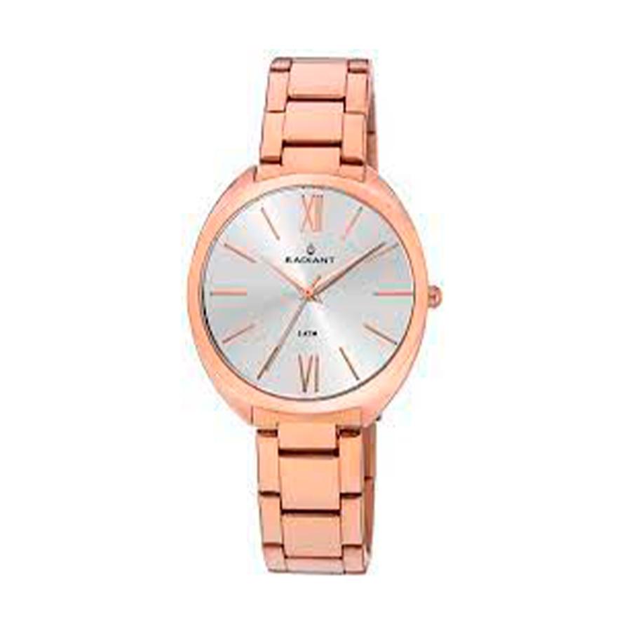 Reloj Radiant Habana Mujer RA420203 Acero rosado con esfera plata
