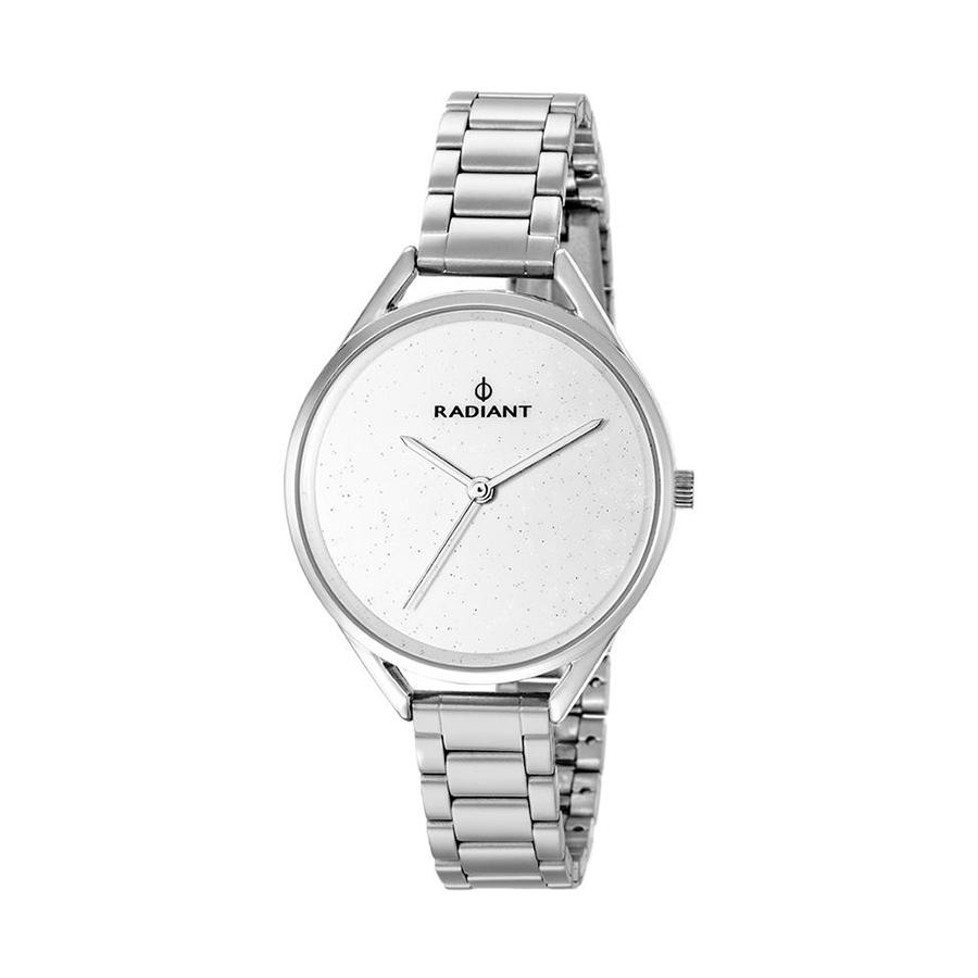 Reloj Radiant Starlight Mujer RA432205 Acero con esfera blanca