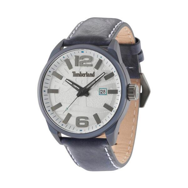 Reloj Timberland Ellsworth Hombre 15029JLBL-01 Correa de piel azul