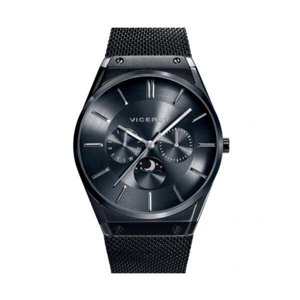 Reloj Viceroy Air Hombre 42245-57 Multifunción acero negro
