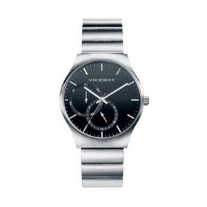 Reloj Viceroy Air Mujer 401091-57 Acero con esfera negra