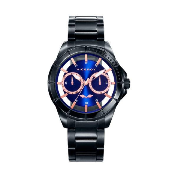 Reloj Viceroy Antonio Banderas Hombre 401053-37 Reloj crono correa negra