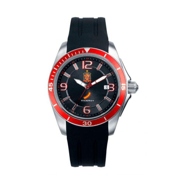 Reloj Viceroy Cadete 432852-75 Cadete correa caucho negra