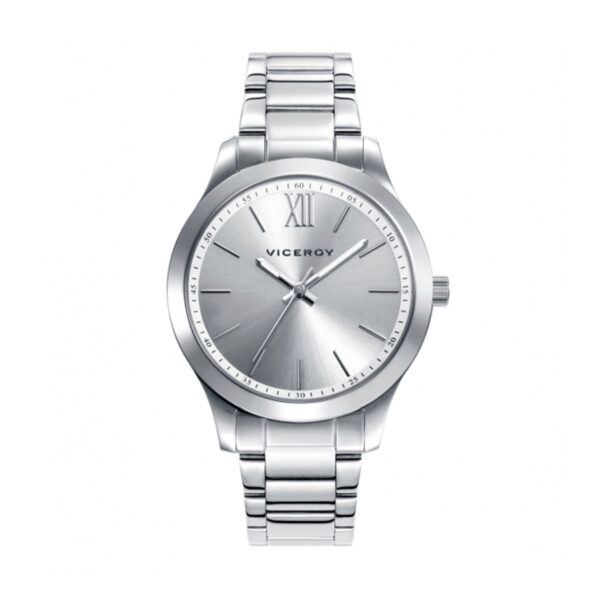 Reloj Viceroy Chic Mujer 401068-03 Acero esfera plateada
