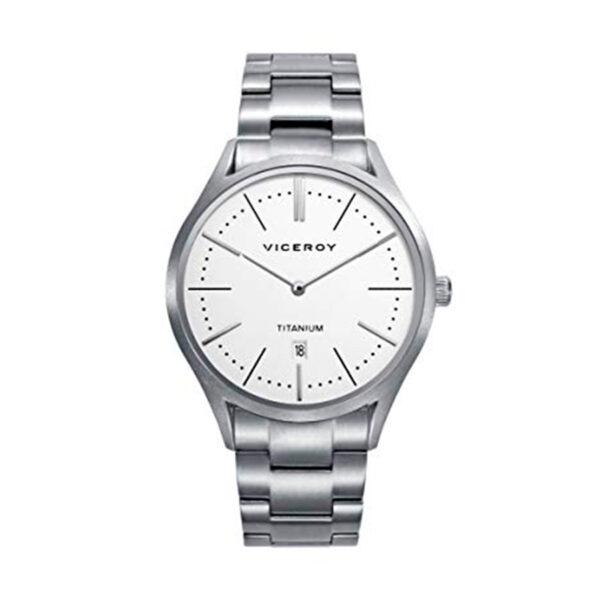 Reloj Viceroy Luxury Hombre 471035-17 Analógico titanio
