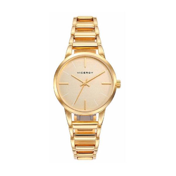 Reloj Viceroy Mujer 471076-27 Analógico dorado