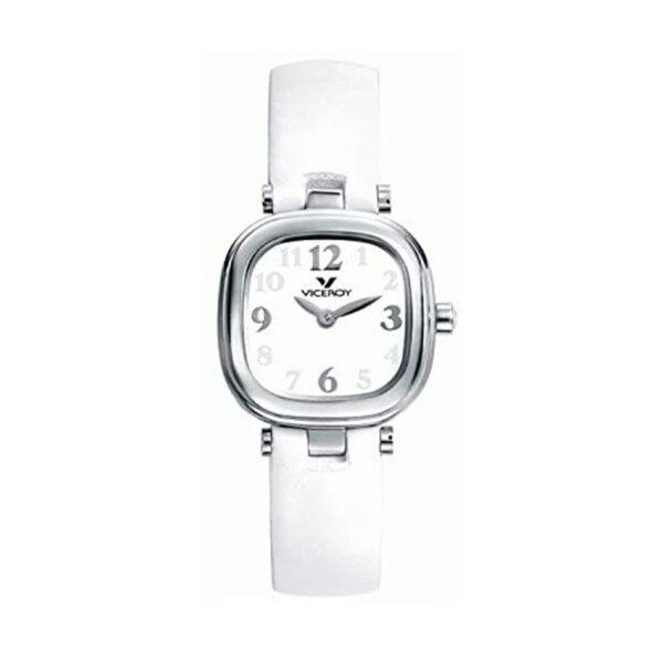 Reloj Viceroy Niña 46622-99 Correa piel blanca