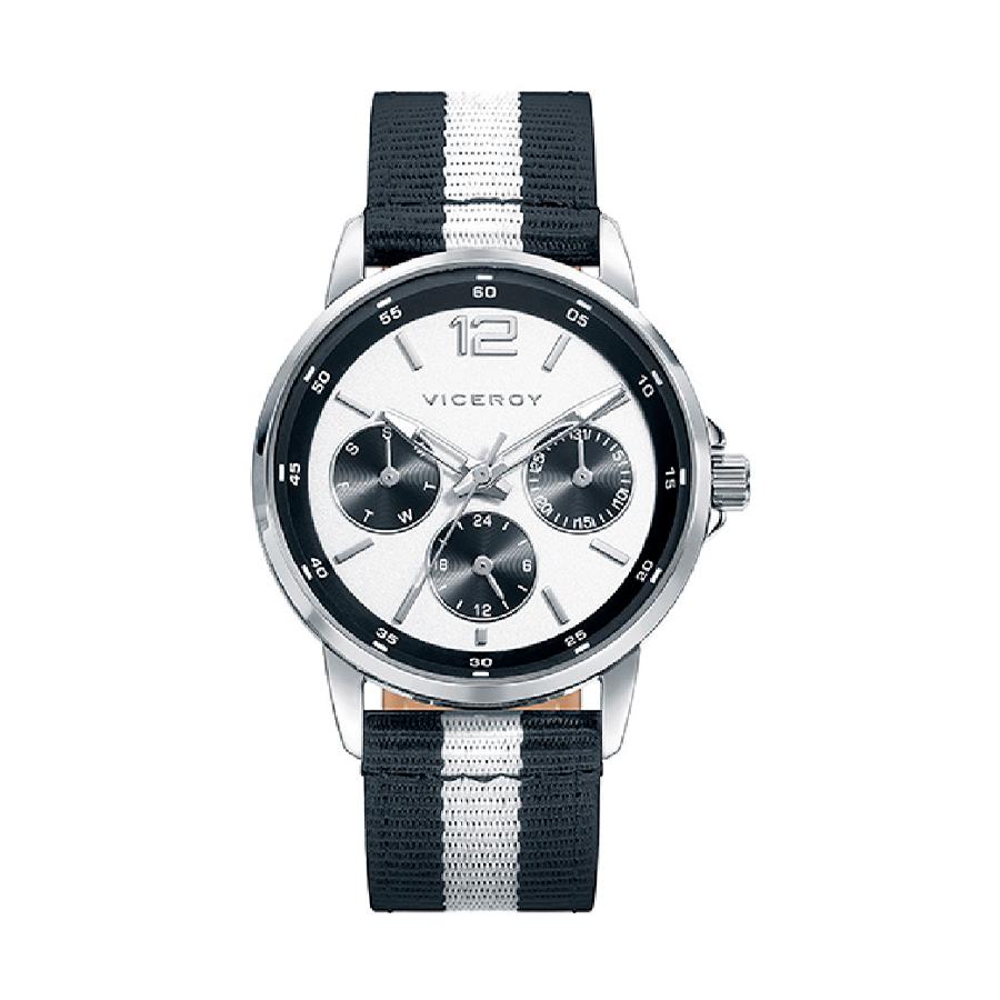 Reloj Viceroy Niño 401095-05 Multifunción correa de nylon