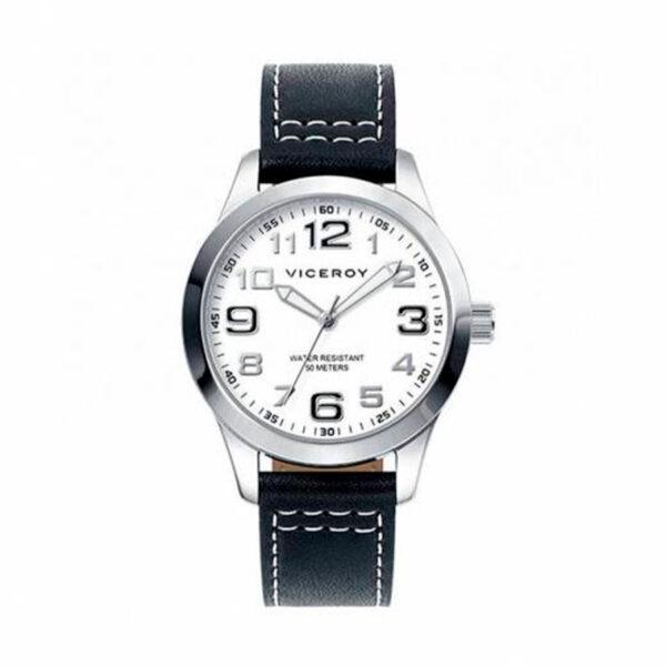 Reloj Viceroy Niño 40979-05 Correa piel negra