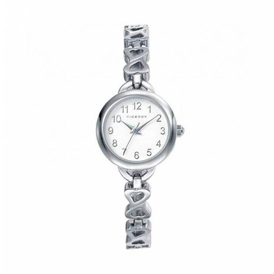Reloj Viceroy Sweet Niña 42204-85 Analógico acero plateado